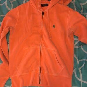 polo ralph lauren zip up